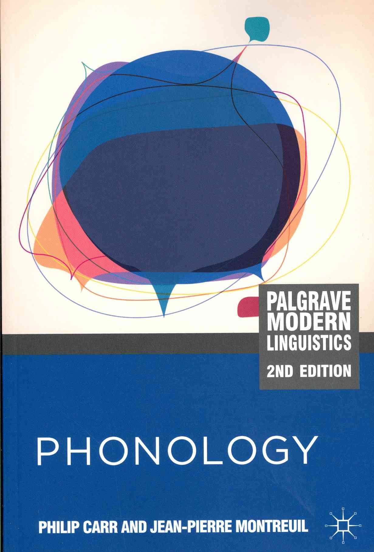 Phonology By Carr, Philip/ Montreuil, Jean-pierre